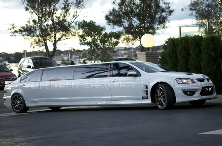 the sexiest stretch limo in service!!
