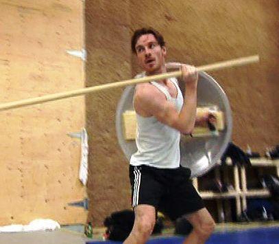 300: Training Fassy Fassy ... tu as de fort gros bras !