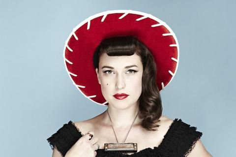 Fresh from SXSW sultry songstress Lanie Lane will be supporting Brian Setzer's Rockabilly Riot on Saturday 24 March