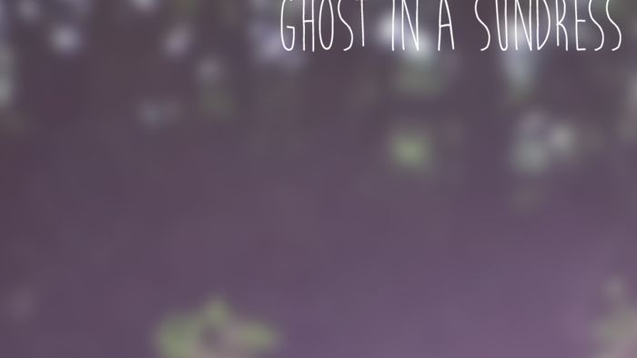 Ghost in a Sundress' New Song Pulls Your Winter Heartstrings | VICE #VICE #MUSIC #PREMIERE
