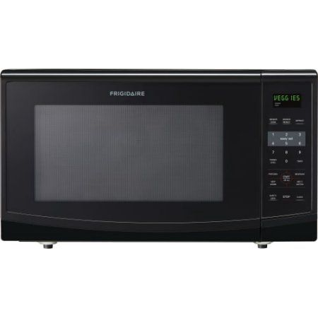 Frigidaire 2.2 Cu Ft 1200W Countertop Microwave Oven, Black