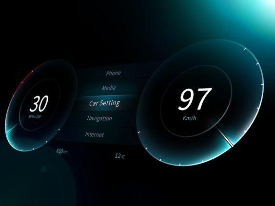 Car User Interface