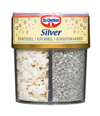 Silver koristerakeet