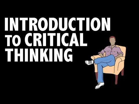 An introduction to critical thinking and creativity think more think better