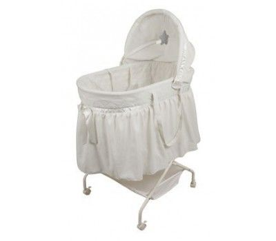 Childcare 2 In 1 Ellie Bassinet Cream   Change Tables   Cots, Changetables,  Furniture