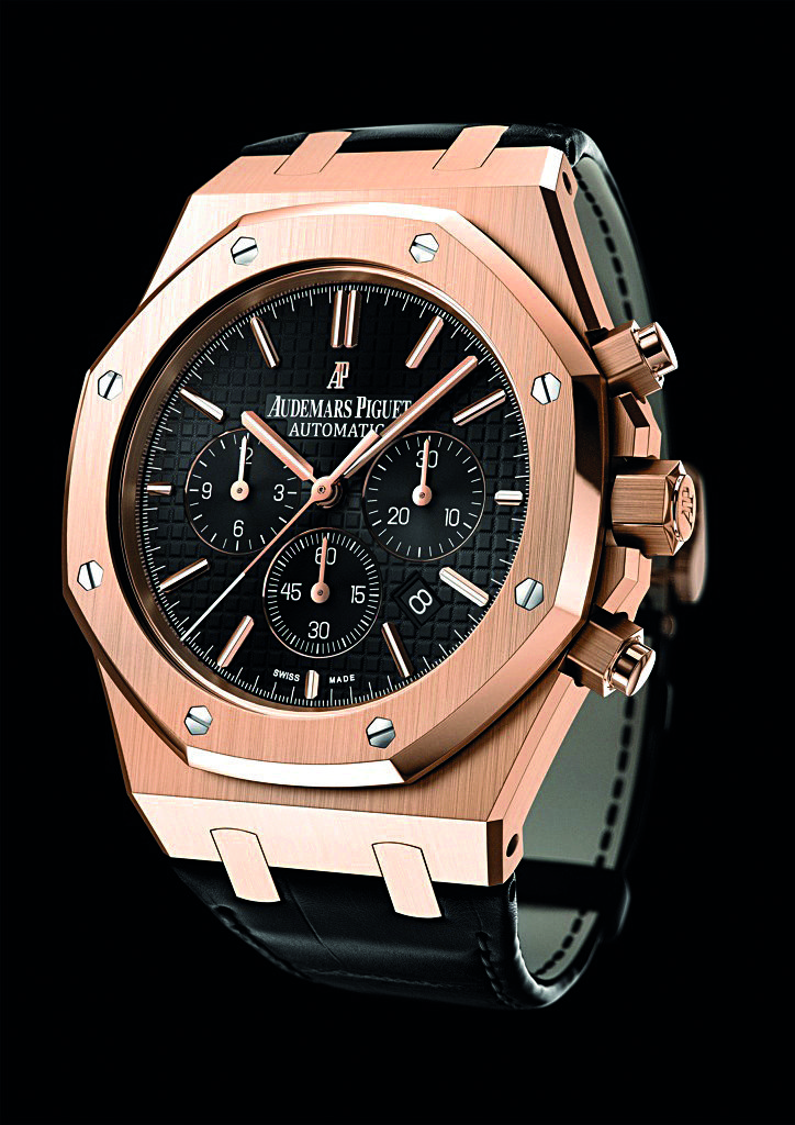 Royal Oak #Chronograph by Audemars #Piguet