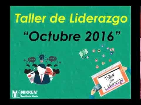 Taller de Liderazgo con Luis Kasuga Director General Nikken Latinoamérica - YouTube