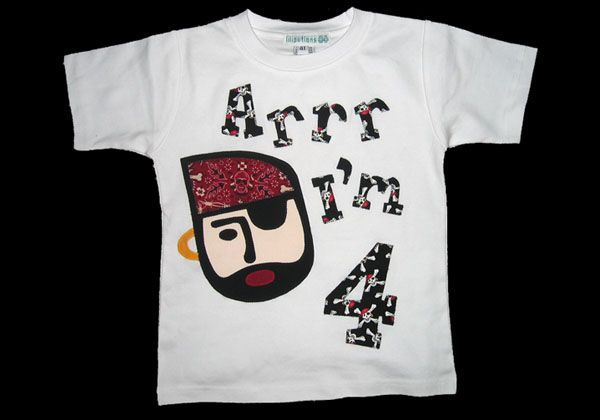 pirate party ideas - this website could be handy: Kids Birthday, Birthday Shirts, Pirate Birthday, Pirate Shirts, Party Ideas, Pirates Theme, Birthday Ideas