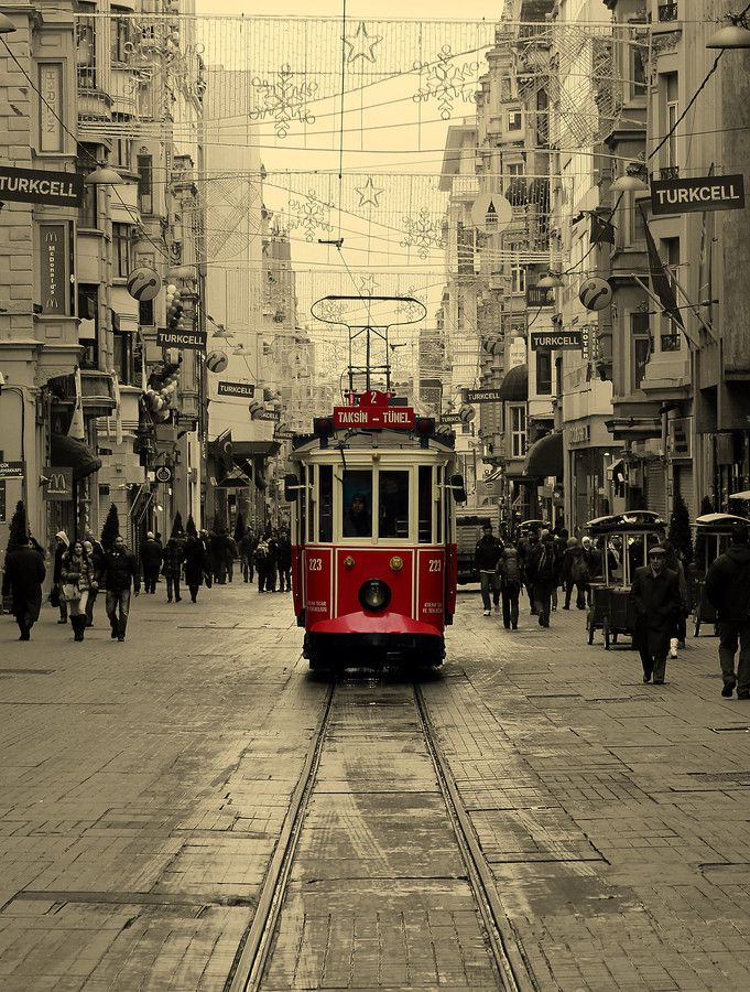 Istanbul is a place that you can find inspiration, love, job, history, friendship and whatever you want.
