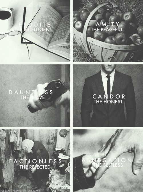 tobiaslovesmydauntlesscake: Divergent ~ Veronica Roth ...