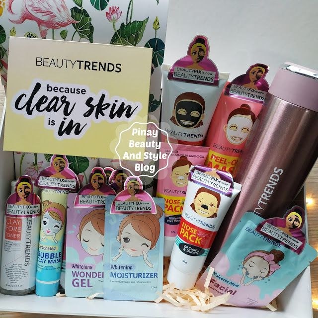 Pinay Beauty And Style Beautyfix Is Now Beautytrends Affordable Skincare For Clear Skin In Watsons Philippines Be Affordable Skin Care Clear Skin Skin Care