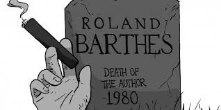 Death of the Author-Roland Barthes .#writer #read #share #author #vitorr #signup #startup #Books #Romance #Amwriting #Writing #BookReview #Reading #Kindle #Publishing #Book #Wattpad #Amazon #Writer #eBook #Review #Fiction #Free #Writers #Fantasy #Novel #IndieAuthors