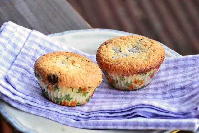 Gluten-Free Bounty Muffins