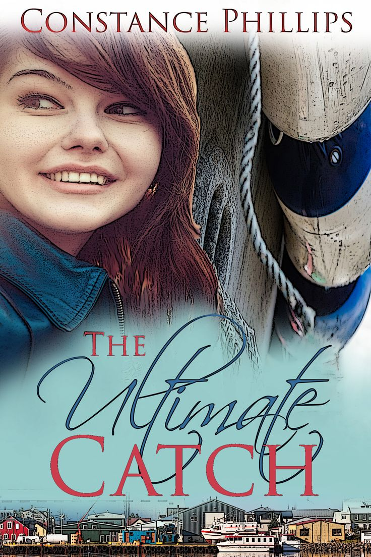 Cover for the contemporary romance novel The Ultimate Catch by Constance Phillips  olanda is willing to do whatever it takes, even face off against the Bering Sea, to raise the money for a balloon payment on her father's house. She challenges Keller and wins a bet to get on the recently inherited crab fishing boat, forcing the young captain to buck tradition and superstition. Will his season be doomed or will he end up with the ultimate catch?  v