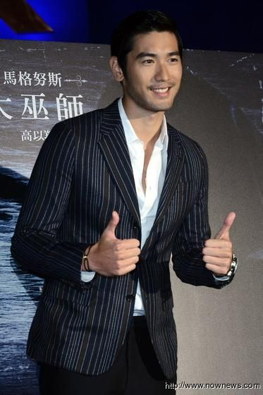 godfrey gao NU 2018 | Photos: Godfrey Gao at the Taiwan premiere for 'THE MORTAL ...