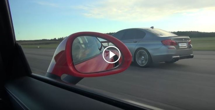 Do you think that a BMW M5 is more performance than a Porsche 911? It might sound strange, but in this video you will see the actuall truth. The speed race between a Porsche 911 and a BMW M5 does not seem easy at first for BMW, but this video shows that the Bavarian engine […]