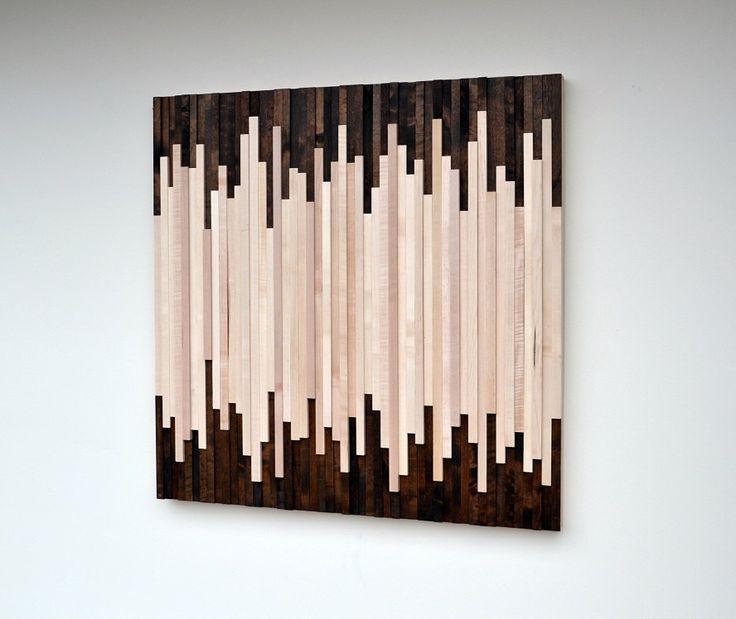 Rustic Wood Wall Art Part - 27: Rustic Wood Wall Art Wood Sculpture Wall By Moderntextures, $625.00 | Art  IDeas | Pinterest | Rustic Wood Walls, Wood Wall Art And Wood Sculpture