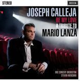 Be My Love: A Tribute to Mario Lanza [CD]