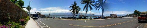 Maui - Ma'alaea Harbour.