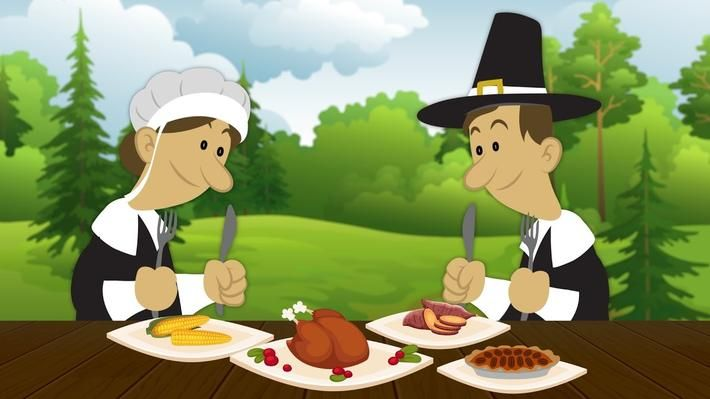 How did turkey, corn, and potatoes become traditional Thanksgiving foods? It's Okay to be Smart has the science behind the origins of our favorite holiday staples! (Grades: 6-12)