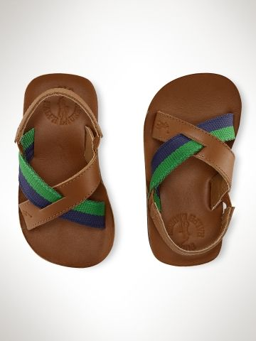 bradley leather sandal