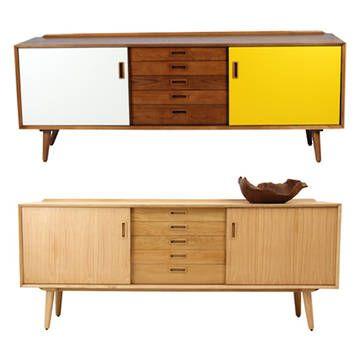 mid century modern buffet   Scandinavian FurnitureModern FurnitureBuffet  TablesConsole. Best 25  Modern buffet ideas on Pinterest