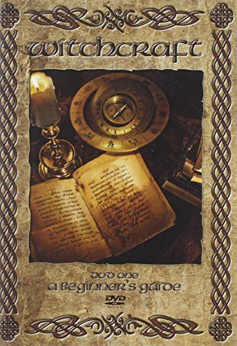 Witchcraft: A Beginner's Guide DVD (will stay Christ/Celtic centred myself,initiate in film of bloomfield surname- fabya)