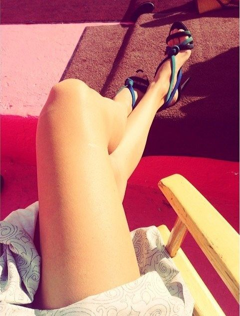 Doutzen Kroes's Feet << wikiFeet