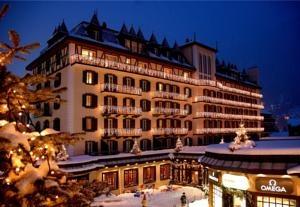 Mont Cervin Palace Zermatt. Great hotel in beautiful Zermatt