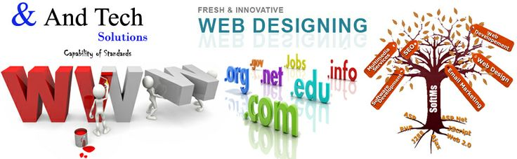 And Tech was grown out of pure vision and emotion. We are bunch of young,dedicated, super hardworking, honest and sincere visionaries who lives on caffeine most of the time. We are honest followers and a fan of innovation, creativity and quality. Our goal was simple, we wanted to provide the best and save client's money.We do Software Development,Web designing, Digital marketing,Logo Design,Banner Design,Classifieds etc.  - See more at : https://www.andtechsolutions.com