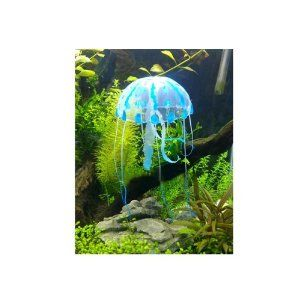 14 best just keep swimming images on pinterest fish aquariums glowing effect artificial jellyfish for aquarium fish tank ornament blue fandeluxe Choice Image