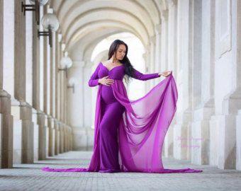 Tansy Dress / Vestido Gestante / Ensaio Gestação / Roupa para