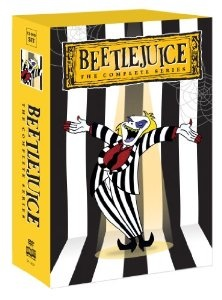Amazon.com: Beetlejuice: The Complete Series: Stephen Ouimette, Alyson Court, John Halfpenny: Movies & TV