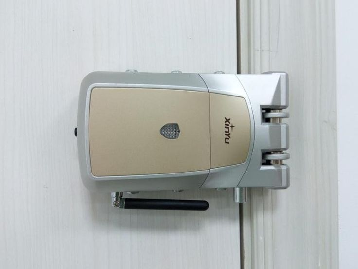 Electronic Door Locks With Remote Cerraduras Ferreteria