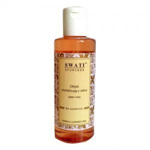 Swati khadi olejek stymulujący wzrost włosów 210ml