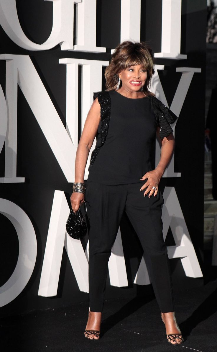 Tina Turner, age 77