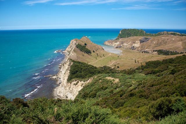 Cook's Cove, Tolaga Bay, Gisborne, New Zealand
