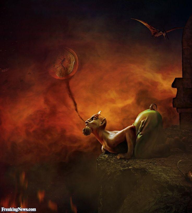 17 Best Images About Lucifer On Pinterest: 17 Best Images About Satan And The Horned One On Pinterest