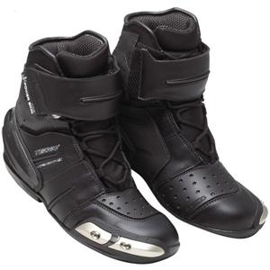 Motorcycle riding shoes, kinda cute, better than the work boots I currently ride in.