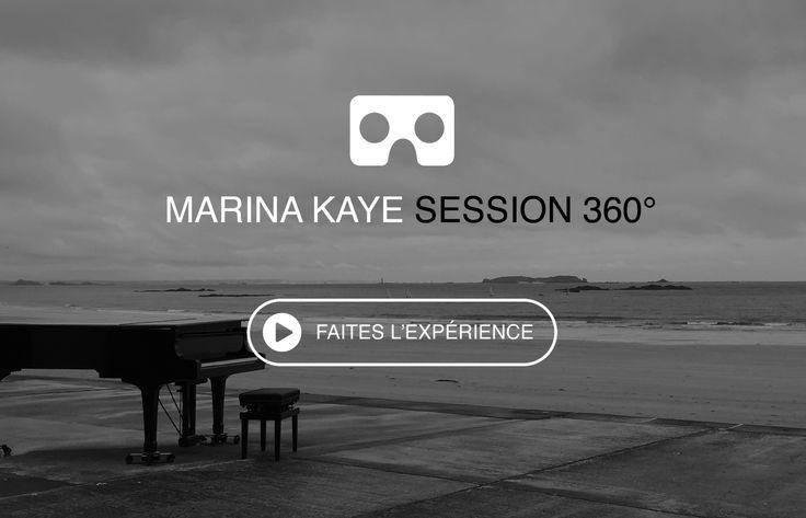 Session 360 ° Marina Kaye à Saint-Malo