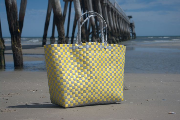 Silver Sun Beach Bag - 45x35x20cm $20.00 each