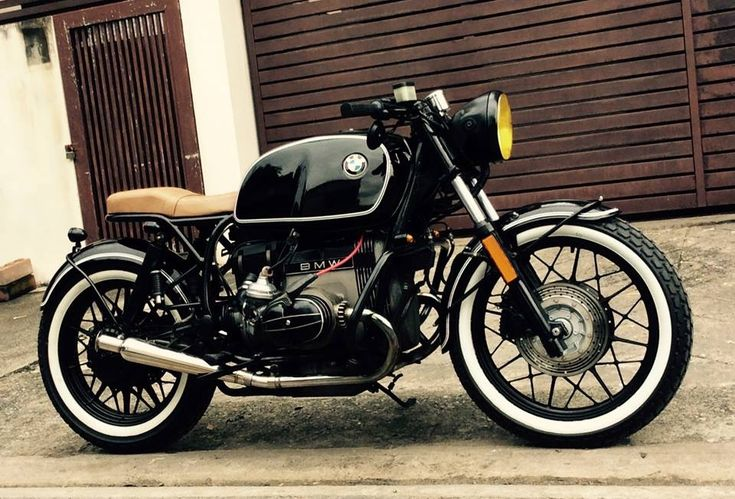 Although it looks like a gorgeous motorcycle, it's a story--waiting to happen...