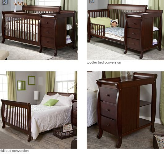 davinci kalani crib and changer combo love