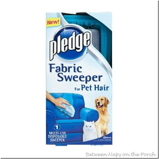 Pledge fabric sweeper. Love this for my microfiber couches!!!