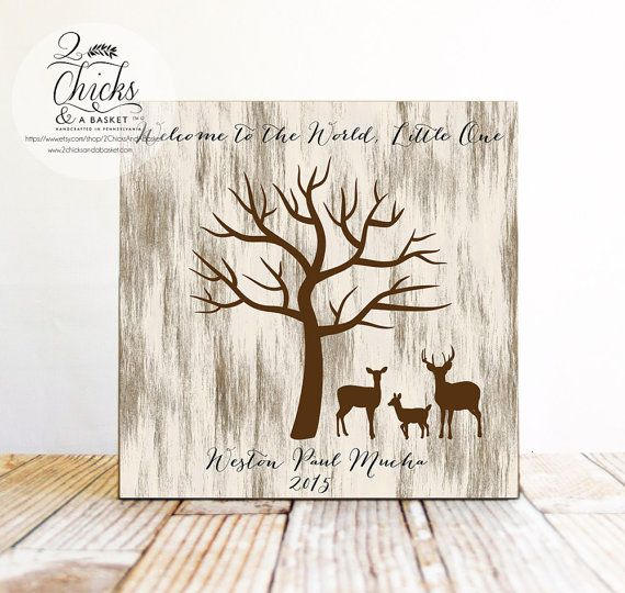 Nature Themed Baby Shower: Best 25+ Baby Shower Guestbook Ideas On Pinterest
