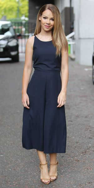 Katie Piper outside ITV studios, London 31 August