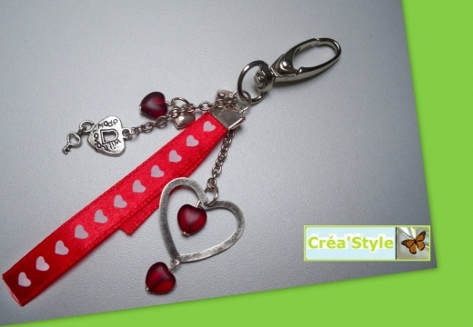 Bijoux de sac St Valentin