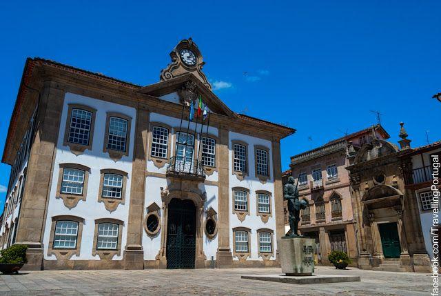 Turismo en Portugal: Plaza Praça de Camoes de Chaves en fotos (shared via…