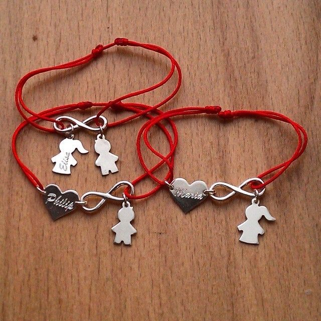 "Maria si Philip? Ioana si Andrei? ""Brothers Bracelets"" – perfecte pentru relatiile de familie. http://goo.gl/WjuBKX"