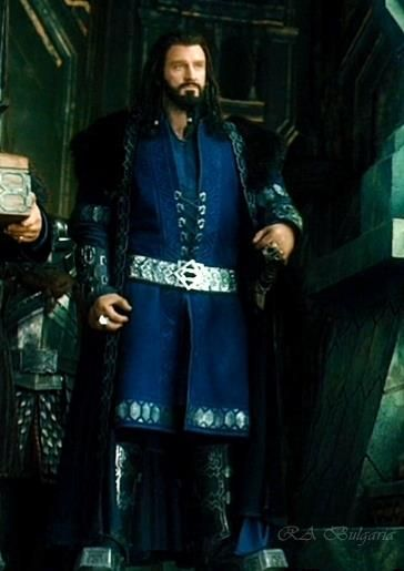 Young prince Thorin is Richard's choice for the Costume party...Dec 22nd.